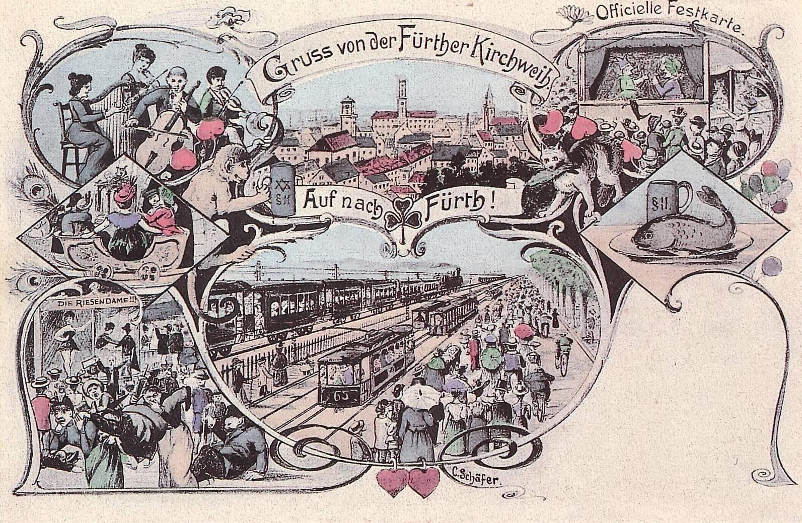 Bildquelle: Stadtarchiv Nürnberg