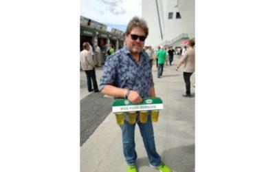 """Autorenportrait – Andreas Müller """"Bottles"""""""
