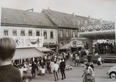 Hallplatz in Fürth