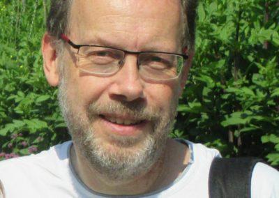 Klaus Turbanisch - Autor der Kärwazeitung