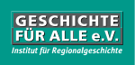 Geschichte für Alle e.V. Logo