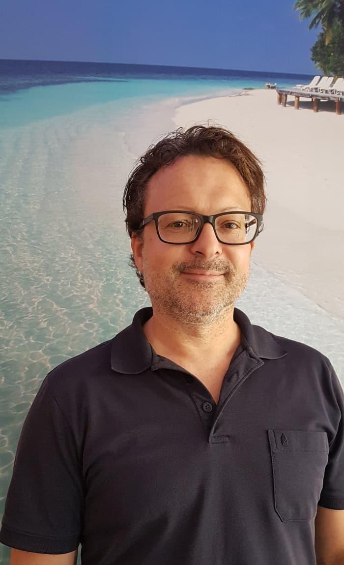 Reiseexperte Michael Lenker