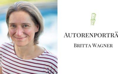 Autorenporträt – Britta Wagner