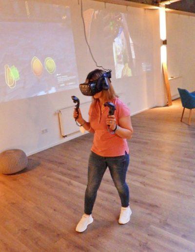 VR im Pixels Fürth