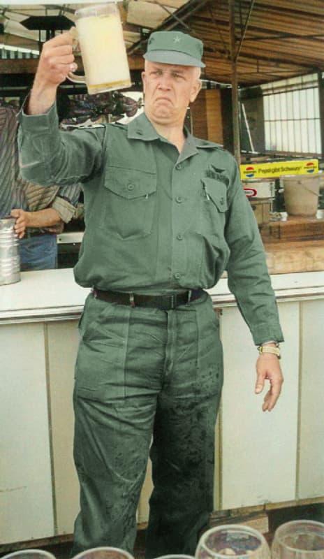 Brigadegeneral George Patton